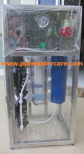 Mesin Ro 500 Gpd jiwa wirausaha usaha bisnis air isi ulang