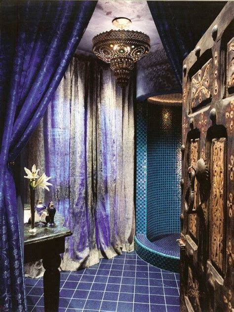 alluring bohemian bathroom designs    space unique