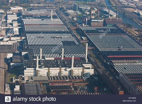 volkswagen germany factory volkswagen factory in wolfsburg stock photos volkswagen