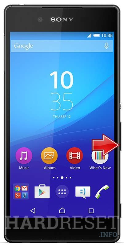 reset android z3 hard reset sony xperia z3 dual e6533 dk hard reset