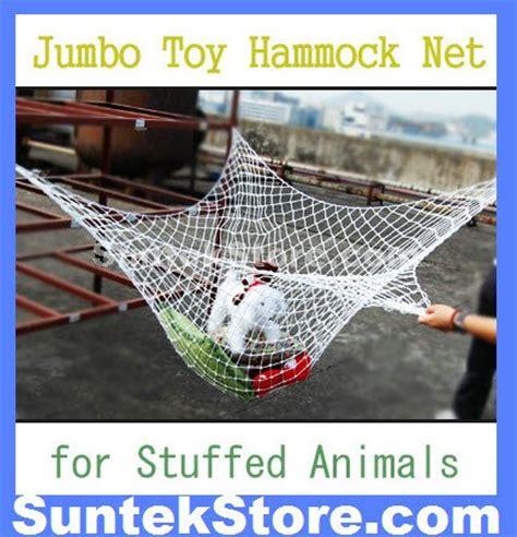 Buy Hammock In Store Aliexpress Buy Jumbo Hammock Net For Stuffed