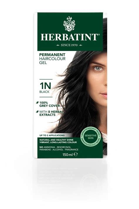 herbatint permanent herbal hair colours herbatint