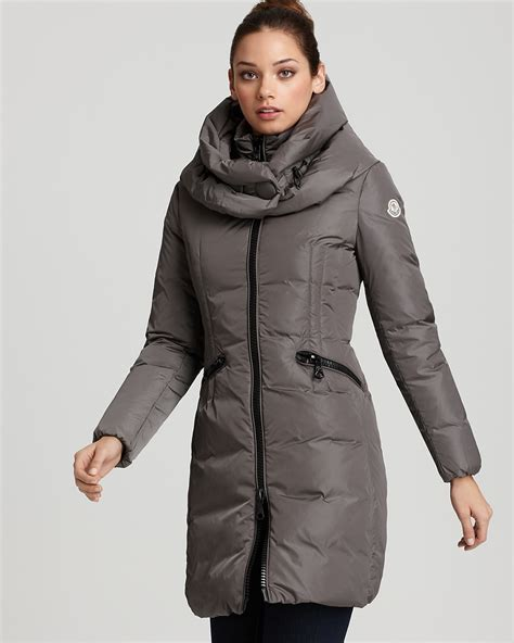Pillow Collar Coat by Moncler Pillow Collar Coat Bloomingdale S