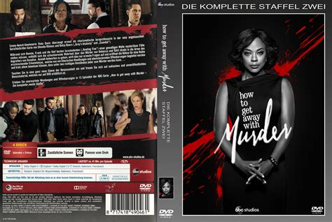 with dvd how to get away with staffel 2 dvd cover labels