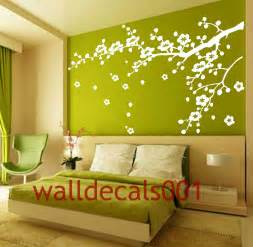 Decor Wall Stickers vinyl wall decals wall stickers tree decal flower by walldecals001