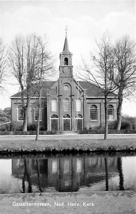 scheepvaart gasselternijveen gasselternijveen hervormde kerk