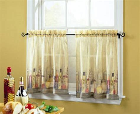 tuscan kitchen curtains tuscany tuscan oil cheese garlic kitchen curtains 24l