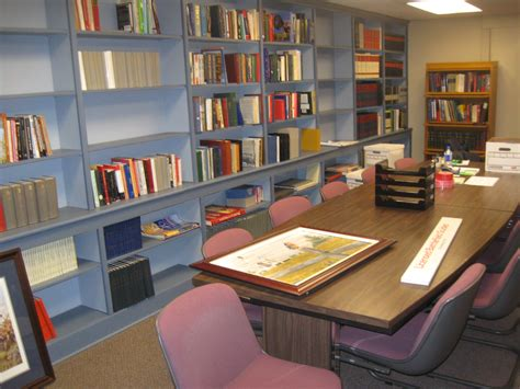 library office association of licensed battlefield guides office and