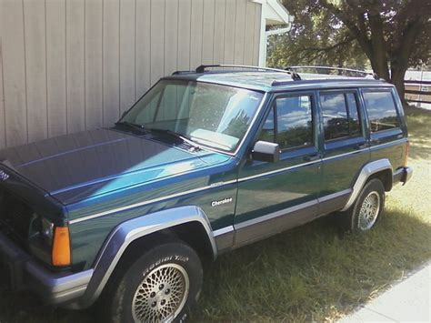Jeep Country Edition 1995 Country Edition Jeep Forum