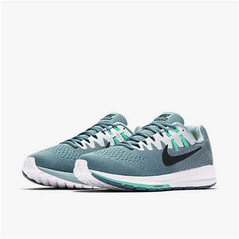 Nike Air Zoom Structure 20 Original Size Eu 44 nike air zoom structure 20 smoky blue white hyper turquoise black womens shoes uk