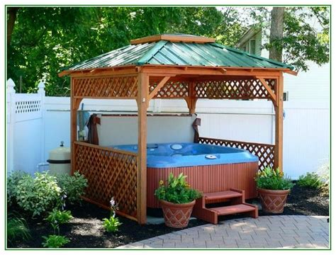 gazebo tv 41 best images about gazebo metal roof on