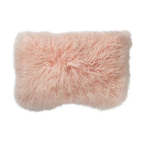 fellkissen rosa kudde lamm rosa fr 229 n bloomingville 1135 00 kr fr 246 ken