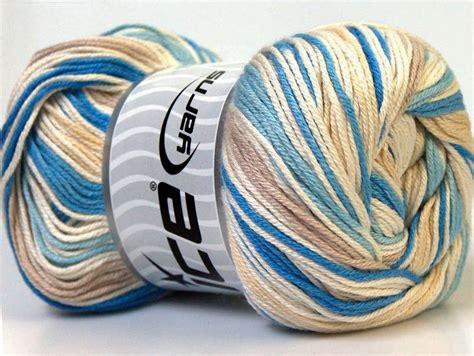 Asia White Rajut 1 benang rajut impor tropical color 126 crafts