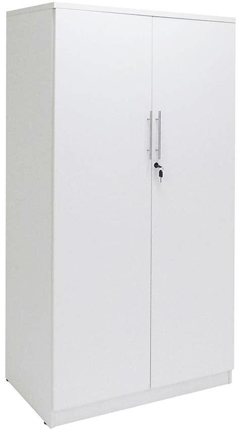 white 2 door storage cabinet white ada reception desk