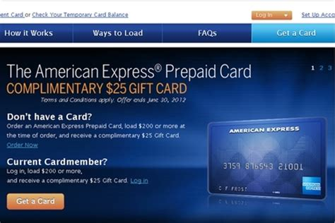 American Express Prepaid Business Gift Card