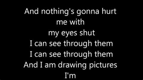 lyrics years years years shut version from album lyrics
