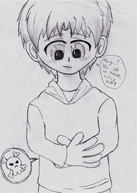 anime vire boy after digestion vore by doctorishere on deviantart