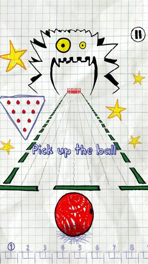 free doodle bowling doodle bowling android apps on play