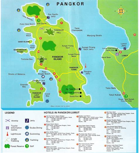 pangkor island resort map mastika majalah mastika mastika kisah masyarakat