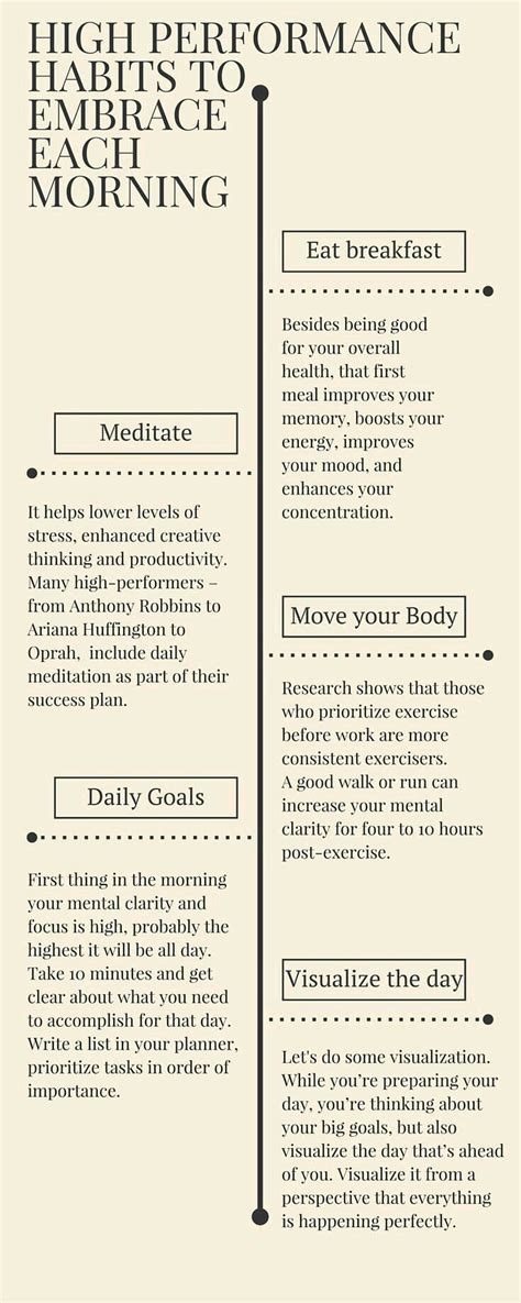 34 morning daily routine habits for a healthy start to 25 best good habits ideas on pinterest healthy habits