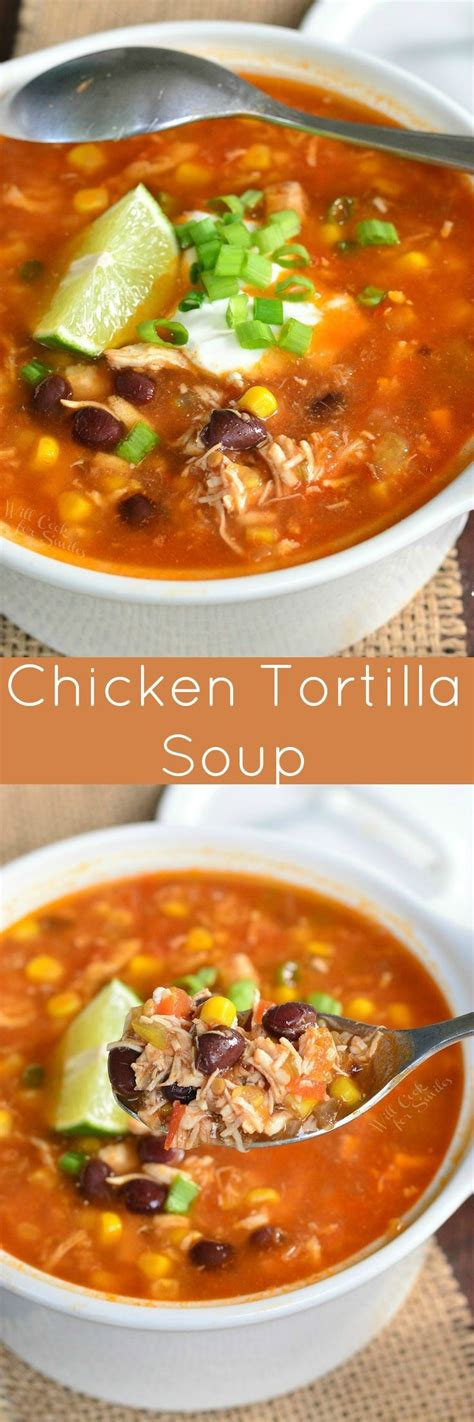 cooking light chicken tortilla soup 836 best soups stews chilis images on pinterest