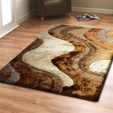 large brown shaggy rug large shag area rugs rugs design