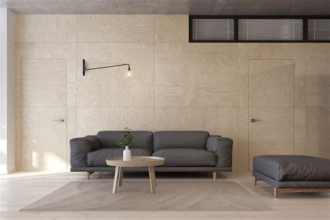 minimal interiors minimalist apartment for a family of four
