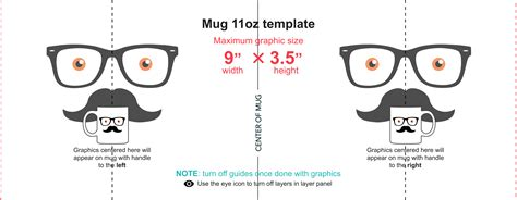 mug design template download alignment can t seem to align text to coffee mug