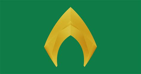 Aquaman Logo aquaman logo aquaman notebook teepublic