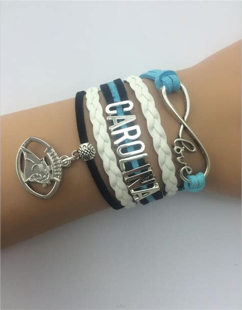 Handmade Metal Bracelets - 3pcs infinity handmade bracelet metal charm wax cord