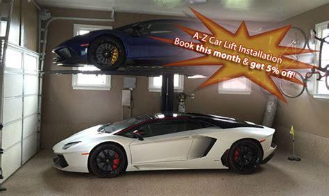 garage lift car lifts