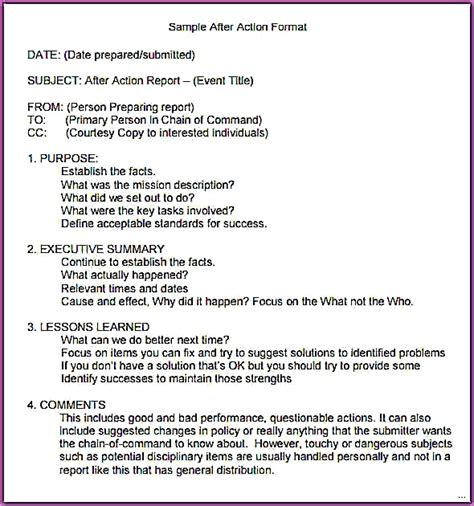 usmc after report template after report template air usmc delightful