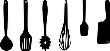 Kitchen Utensils Clipart Free kitchen utensils clip at clker vector clip