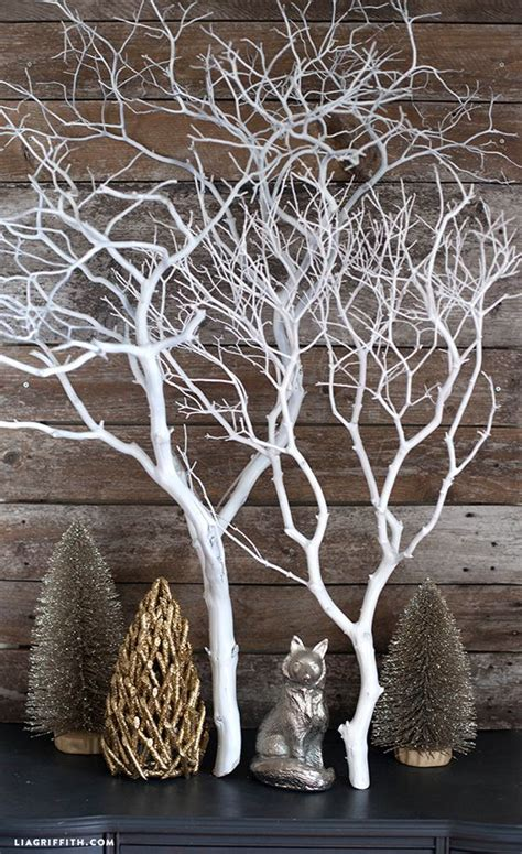 How To Preserve Tree Branches For Decoration by Best 25 Painted Branches Ideas On