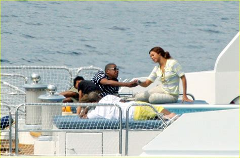 Beyonces On A Yacht by Z Shirtless