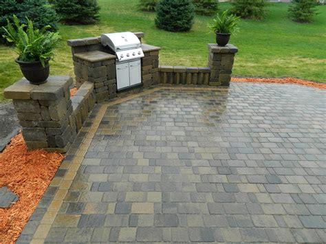outdoor patio pavers paver patio design rosemount mn design hardscapes