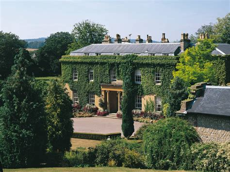 Bishopstrow House Hotel In Bath And Country And Warminster House Hotel