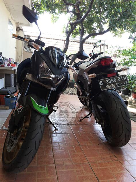 Selang Rem Kitaco Uk 92cm Belakang 250 Z250 Rr Mono Z250sl mekanik sepeda motor modifikasi honda tiger 250r 250 fi dan z250