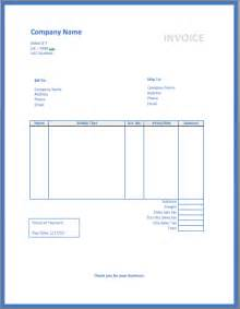 Small Business Template Small Business Invoice Template Format Amp Template