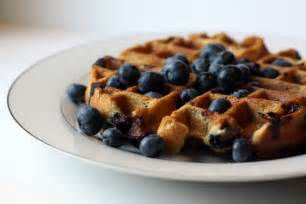 the doctor s dishes desserts decor blueberry waffles