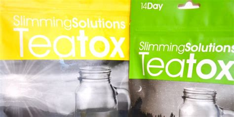Princess Detox Tea by My Detox With Slimming Solutions Teatox Review With