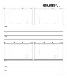 Storyboards Templates by Storyboard Template 85 Free Word Pdf Ppt Psd Format