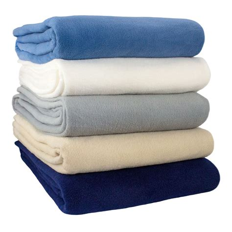 Decke Fleece by Alta Fleece Blanket Medium Weight Anti Pill Ebay