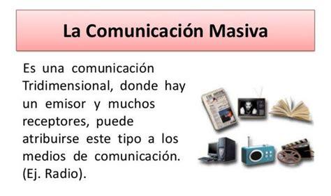 2014 Punto De Comunicaci 211 N - medios de comunicacin masiva la comunicaci 211 n masiva es