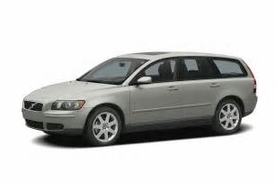 Volvo V50 2005 Review 2007 Volvo V50