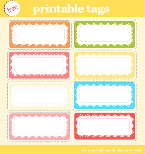 printable labels and tags 8 best images of free printable tag school free