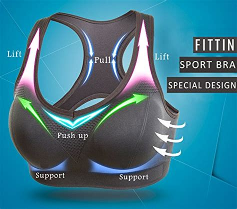 8 Best Sports Bras Youll by 7 Best Padded Sports Bras For 2018 Maxfitness