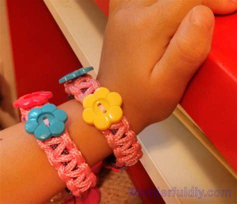 Wonderful Diy Para Rd Friendship Bracelet