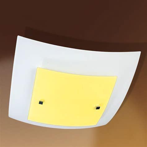 plafoniera da soffitto plafoniera quadra lada da soffitto illuminazione