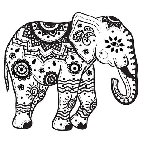 indian elephant henna tattoo 10 best ideas about indian elephant tattoos on